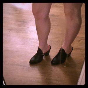 Shoes - Tobi Black Mules